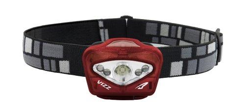 Princeton Tec Stirnlampe Vizz, Rot