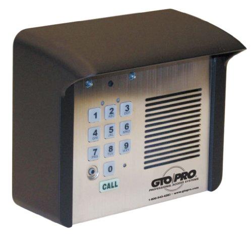 GTO Wireless Keypad w/ Intercom, Mighty Mule Wireless Keypad with Intercom