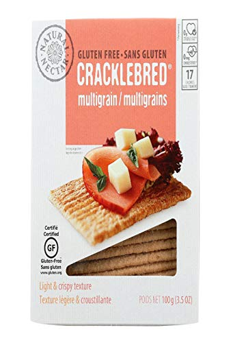 Natural Nectar Gluten Free Cracklebred Multigrain, 3.5 Ounce