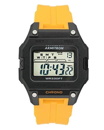 Armitron Sport Reloj Deportivo 40/8460YLW