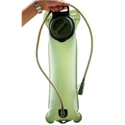 bonbonne d eau/marche/camping bouteille sport, 3 L/vert