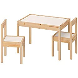 Best Table And Chairs For Toddler sturdy toddler furniture The Swedish Furniture Maker Ikea Has Designed A Childrens Table And Chairs Set Click Here To Check The Price On Amazon That Might Be The Most Simple Of