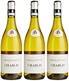 Pasquier Desvignes Chablis Blanc 2017/2018 (3 x 0.75 l)
