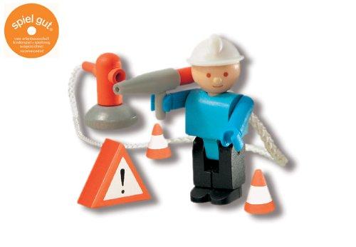 Woody Click 0408 - Feuerwehrmann