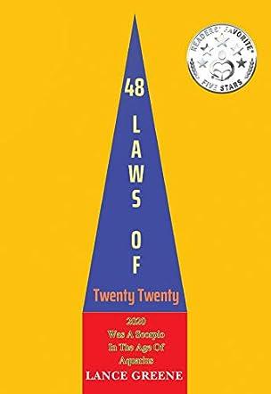 48 Laws of Twenty-Twenty
