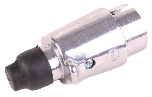 WAMO Anhänger Stecker 7-polig Metall 12 V