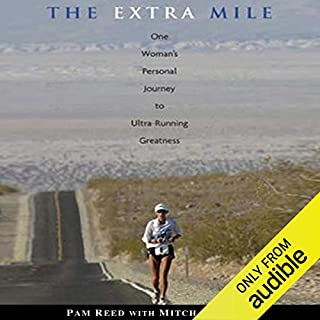 The Extra Mile audiobook cover art