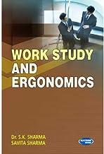 Work Study & Ergonomics by Dr. S.K.Sharma - Paperback