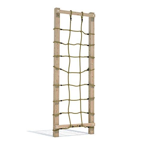 OSKAR XL- Kletternetz für Spieltürme aus Polypropylen (PP) inkl. Befestigungsmaterial! Zubehör