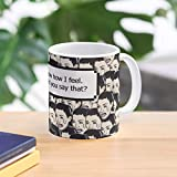 Crying Kardashian Kim Mug Best 11 Ounce Ceramic Coffee Mug Gift
