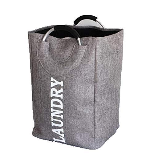 Storage Basket LHY- Bolsa portátil grande para ropa sucia nórdica, plegable, a prueba de humedad y espesor, gran bolsa para guardar ropa sucia.