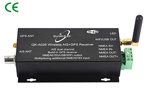 QK-A026 AIS-Empfänger mit GPS (kabellos)