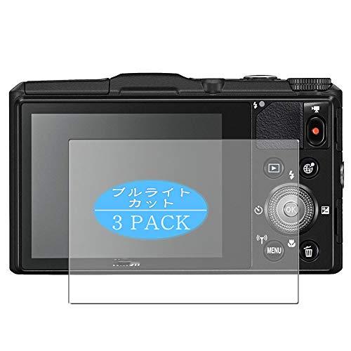 VacFun 3 Piezas Filtro Luz Azul Protector de Pantalla Compatible con Nikon COOLPIX S9700,...