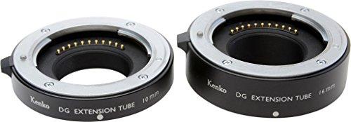Kenko DG MFT - Adaptador para Objetivos de cámaras, Negro