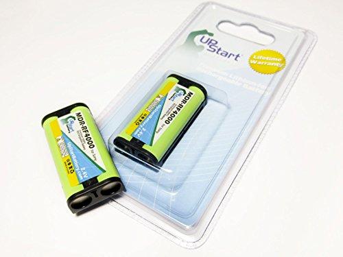 Sony MDR-RF810RK - Batería de repuesto para Sony BP-HP550-11 (700 mAh, 2,4 V, NI-MH)