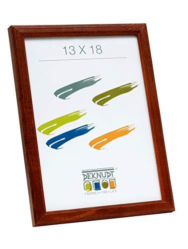 Deknudt S236H3_30.0x40.0 fotolijst, hout, 30 x 40 cm, bruin