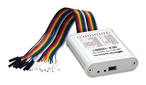 ラトックシステム SPI/I2Cプロトコルエミュレーター REX-USB61