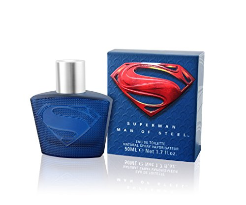 Superman Man of Steel Eau de Toilette 50 ml