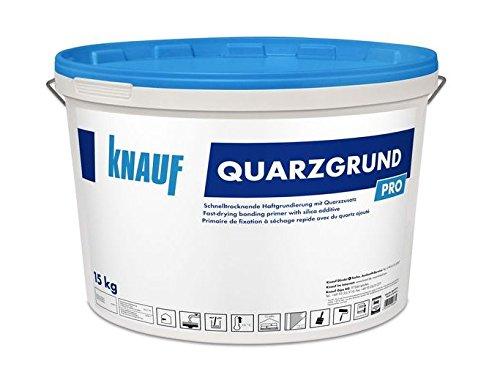 Knauf Quarzgrund Pro Schnelltrocknender Haftgrund für Oberputze für innen und außen (15)