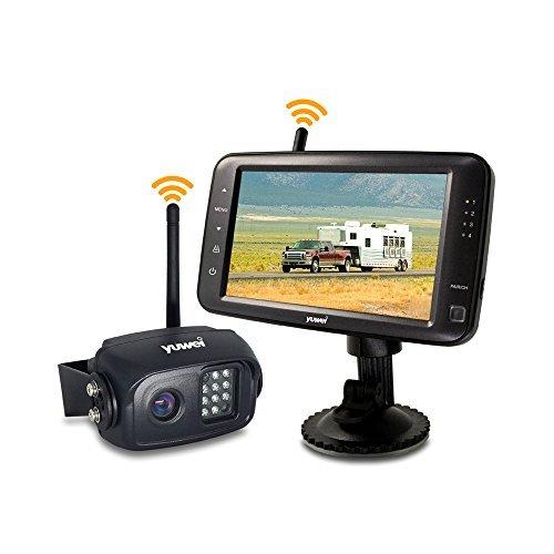 YUWEI Wireless Backup Camera System