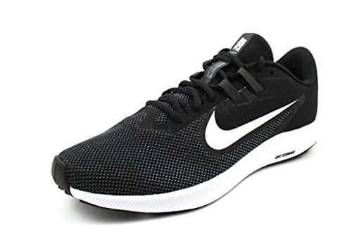 Nike Downshifter 9 Scarpe da Running Uomo, Nero (Black/White/Anthracite/Cool Grey 002), 42.5 EU