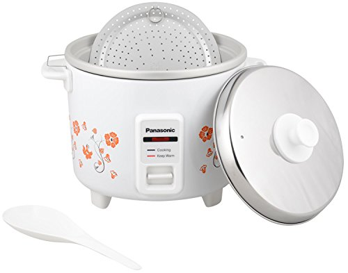 Panasonic SR-WA10H(E) 450-Watt Automatic Cooker Warmer - 2.7 Litre (After cooking)