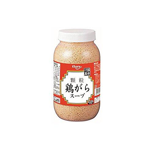 【常温】 顆粒鶏がらスープ 500g