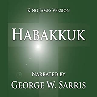 The Holy Bible - KJV: Habakkuk audiobook cover art