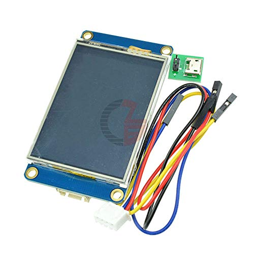 2.4 inch 320x240 TFT LCD Display Module 2.4' Resistive Touch Screen Module USART UART HMI Serial for Arduino Raspberry Pi 2 A+