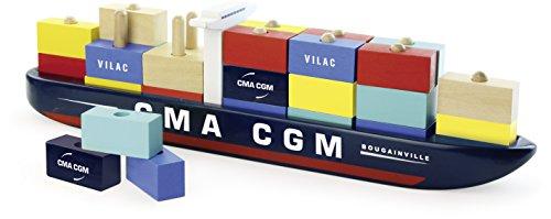 Vilac Containerschiff Vilac2315