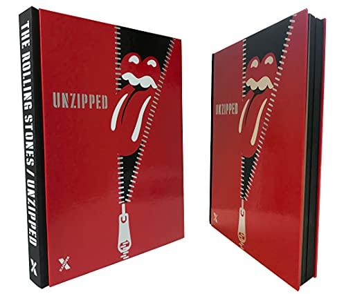 Les Rolling Stones: Unzipped