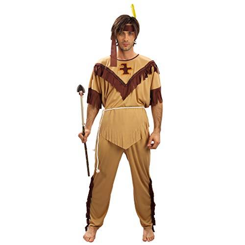 Bristol Novelties Costume d'indien d'Amérique pour Homme