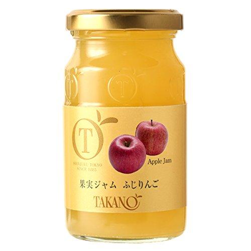 新宿高野『果実ジャム ふじりんご』