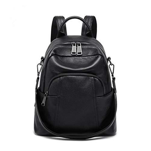 BAFEYU Womens Backpack Anti-theft Daypack Ladies Rucksack PU Leather Fashion Backpacks Travel Casual