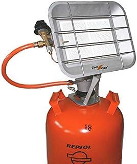 Com Gas 5000 5000-Estufa de Pantalla de Rayos Infrarrojos, 9
