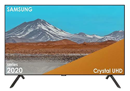 TV Samsung 4K UHD SmartTV 43″ Control por voz UE43TU8072
