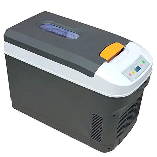 GJNVBDZSF Portable Fridge, Fridge, 25 Liters Refrigerator Cooler and Warmer with Ac/Power Cords, Super Quiet Freezer