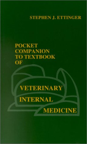 Pocket Companion to Textbook of Veterinary Internal Medicine