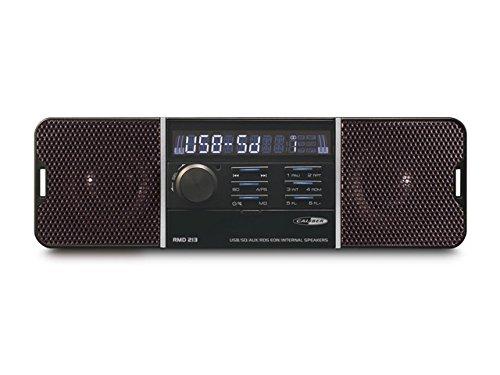 Autoradio USB/SD/Aux FM Tuner, mit integrierten Lautsprecher 12/24V