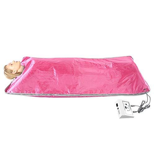 Far Infrared sauna deken, lichaamsafslanken, beauty-apparaat, verlichting van lichamelijke vermoeidheid, zuurafvoer, verfraaiing van het lichaam, professionele gezondheidsverzorging