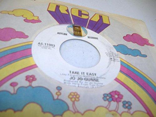 JO JO GUNNE 45 RPM Take It Easy / Run Run Run