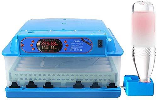 Intelligente digitale LED temperatuurindicator en precisie temperatuursensor incubator automatische irrigatie broedmachine 48 eieren