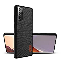 Light: Only 0.98 oz,It's a thinner and lighter case for Samsung galaxy Note 20 Ultra,If you are not interested in a heavy phone case, this phone case is very suitable for you. Convenience: It is very convenient for you to put on and out. It will not ...