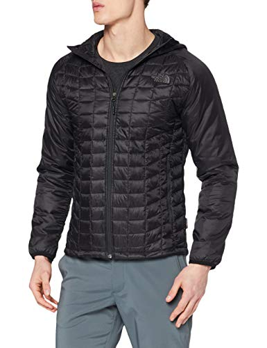 The North Face M TBL Sport HD, Piumino Uomo, Nero (Black/TNF Black), M