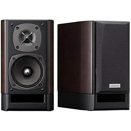 ONKYO 2ウェイ ブックシェルフ型スピーカーシステム ハイレゾ音源対応 (2台1組) ブラック D-112NFX(B)