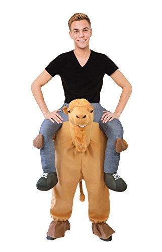 Bristol Novelty AF051 Huckepack Kamel Kostüm
