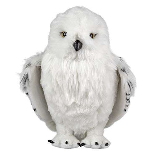 The Noble Collection Hedwig Plush - Posable Wings