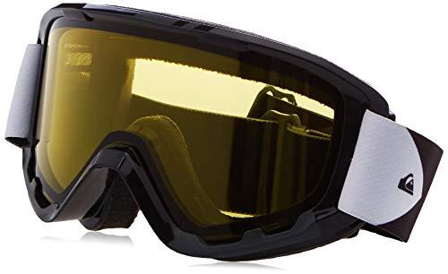 Quiksilver Sherpa Bad Weather - Snowboard/Esquí Máscara Para Hombre Snowboard/Esquí Máscara, Hombre, True Black, 1Sz