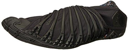 Vibram FiveFingers Damen Furoshiki Original Sneaker, Schwarz (Black Black), 38 EU
