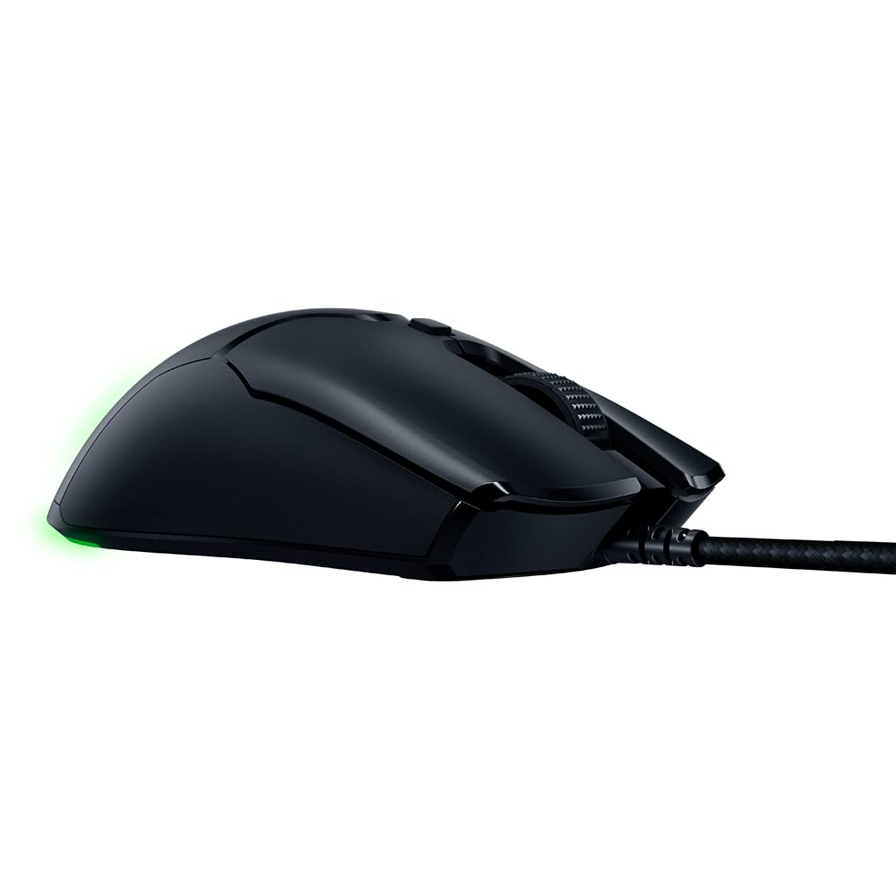 Razer Viper Mini Ambidextrous Gaming Mouse - 8500 DPI Optical Sensor DPI, Razer Speedflex Cable and Chroma RGB Illumination - RZ01-03250100-R3M1